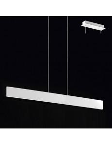 PERENZ: Sospensione barra LED regolabile bianca cucina 101cm in offerta