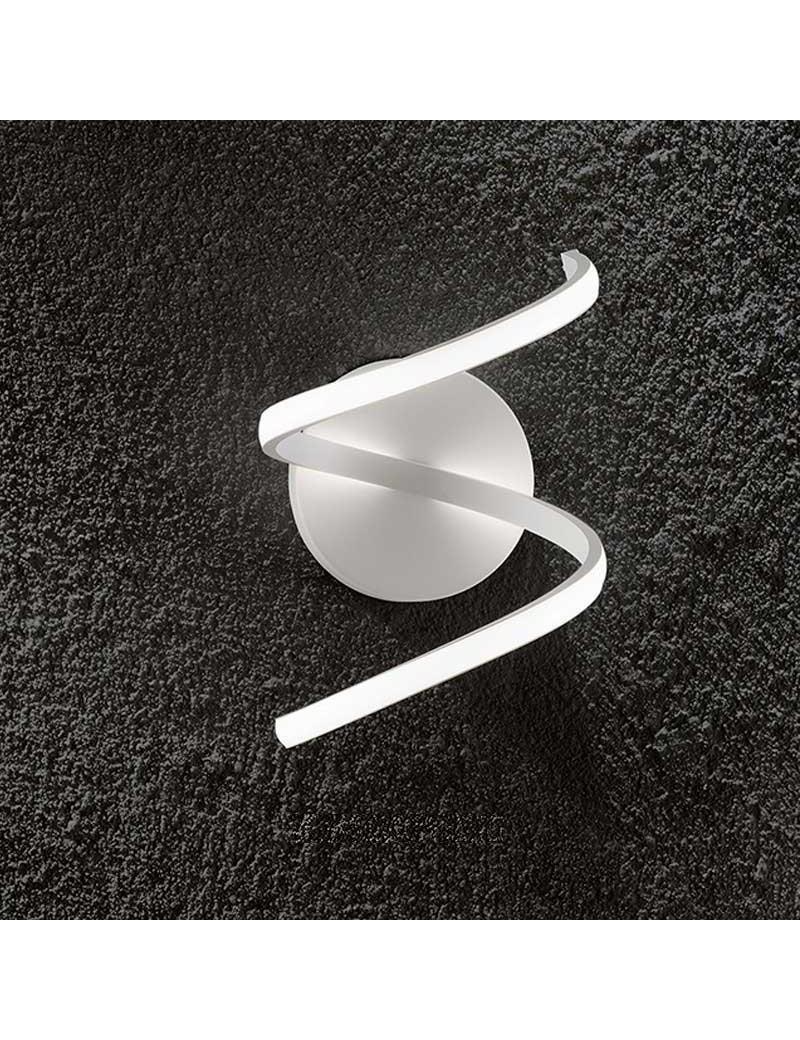 PERENZ: Applique moderna LED metallo bianco luce naturale in offerta