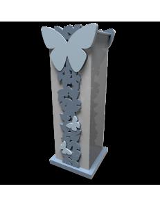 CALLEADESIGN: Portaombrelli design farfalle legno colore carta da zucchero in offerta