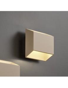 ANTEALUCE: Applique LED 12x12cm minimal in offerta