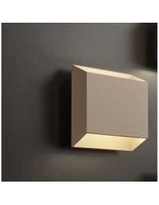 ANTEALUCE: Applique LED 15x16 minimal in offerta