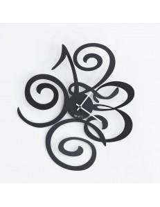 ARTI e MESTIERI: Love filomena orologio nero moderno in offerta
