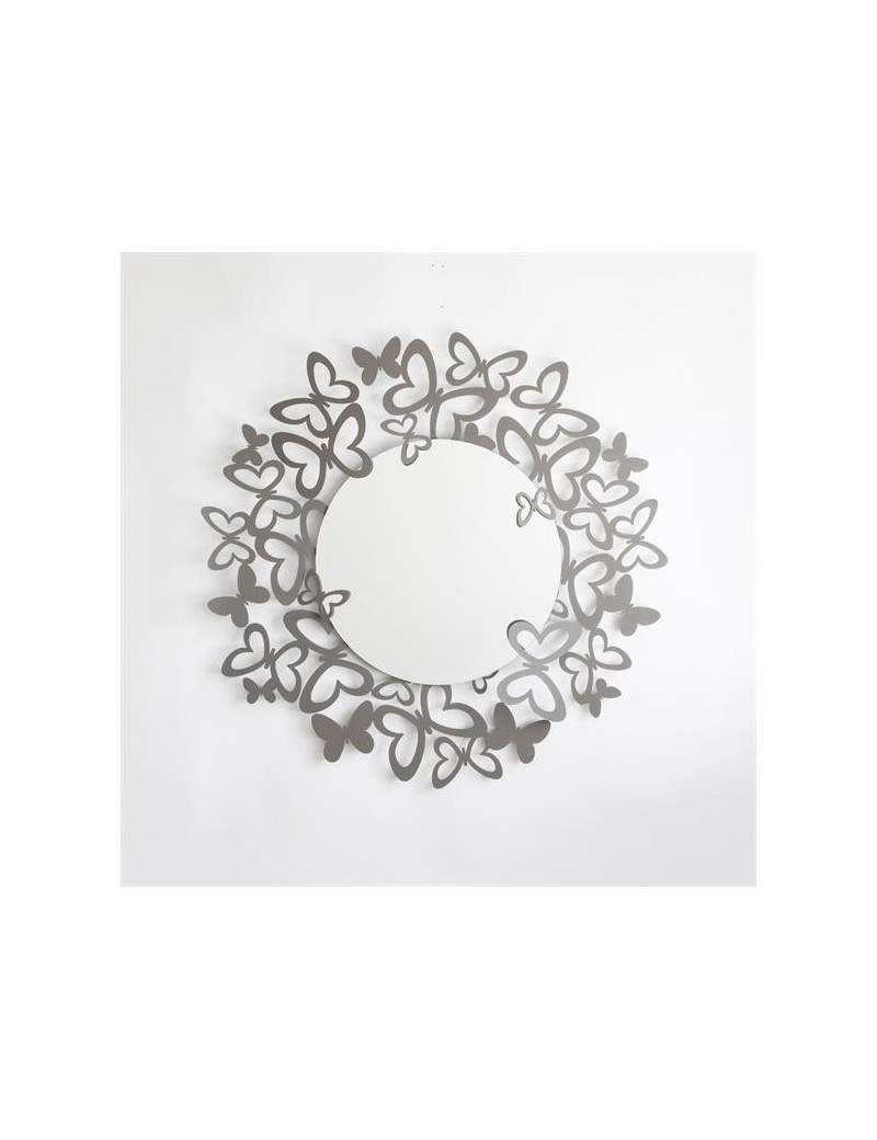 Arti e mestieri butterfly storm specchio da parete moderno for Specchio da parete moderno