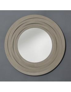 ARTI e MESTIERI: Origami specchio da parete beige 90cm in offerta