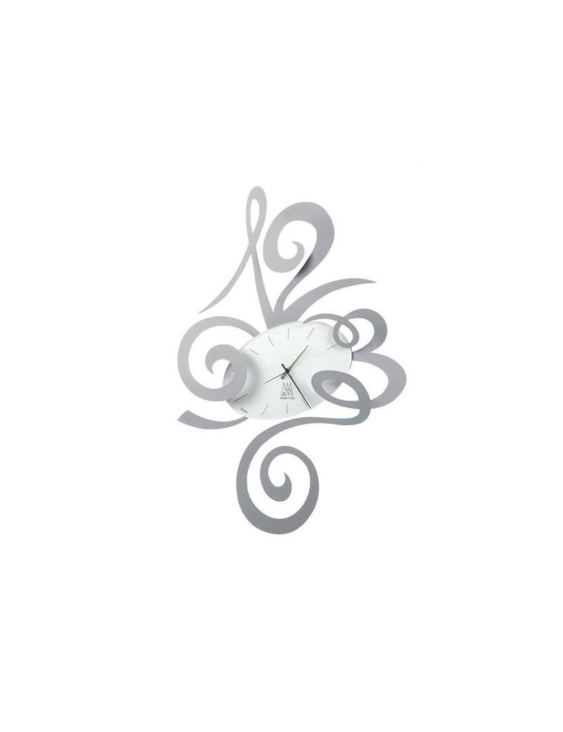 ARTI e MESTIERI: Robin orologio da parete design moderno alluminio in offerta