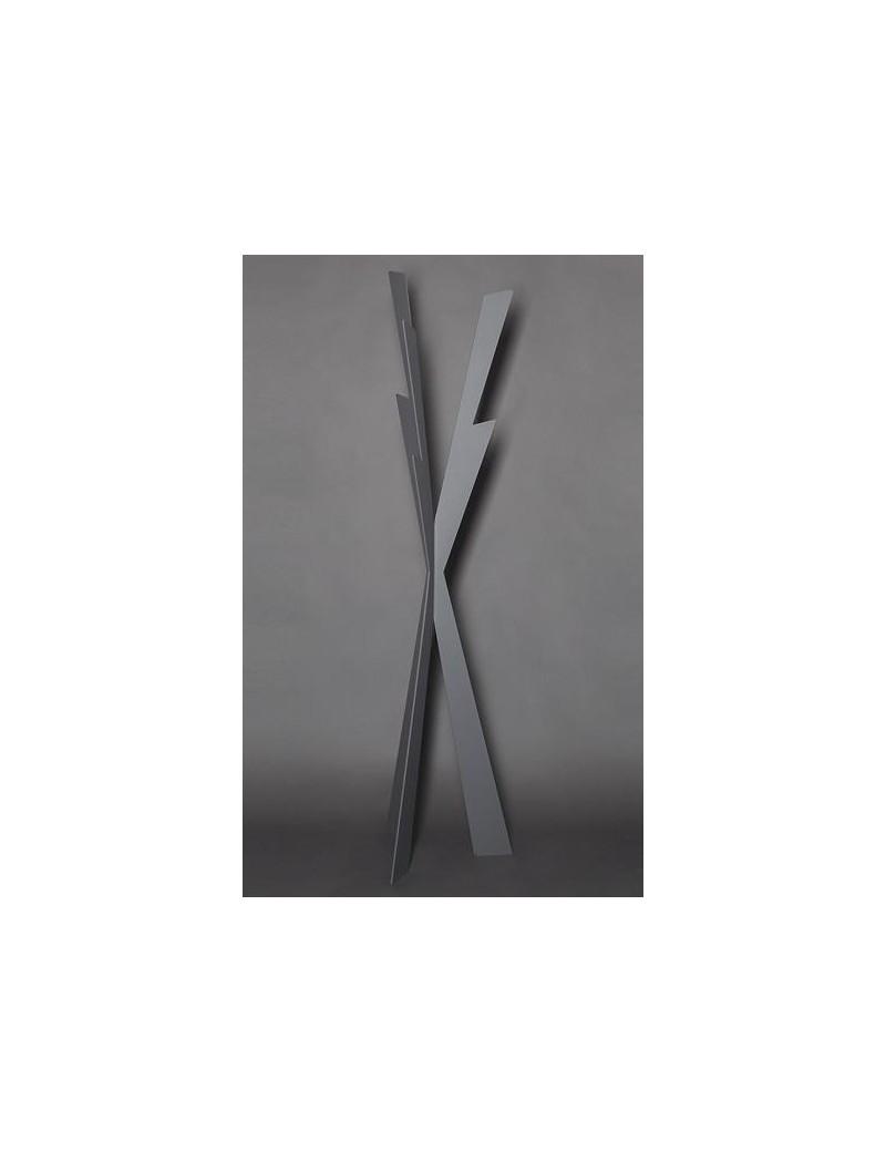 Appendiabiti Ingresso.Appendiabiti Da Ingresso Moderno Zeus Arti E Mestieri Metallo Ardesia