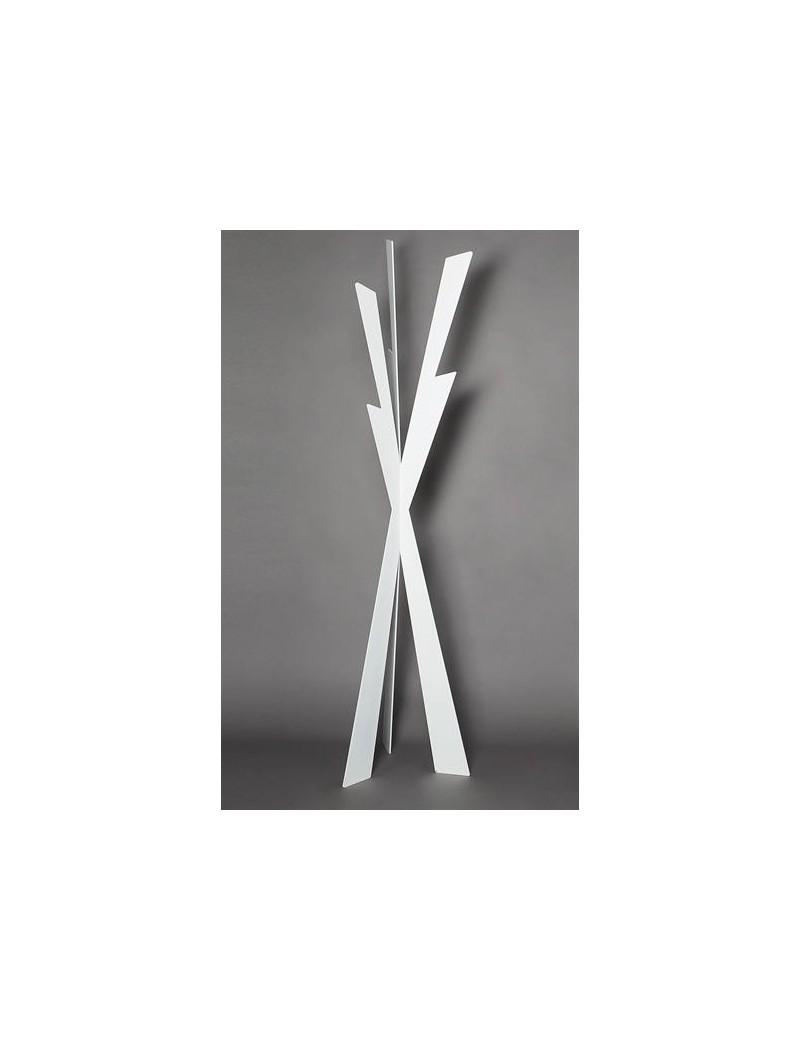 Attaccapanni Moderno Ingresso.Arti E Mestieri Zeus Appendiabiti Bianco Da Ingresso Design Moderno