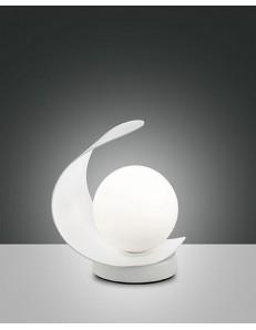 FABAS LUCE: Adria lampada da tavolo warm white bianca touch in offerta