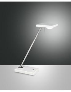 FABAS LUCE 3405-30-102 LAMPADA DA TAVOLO LED COMO 8W 660lm BIANCA TOUCH