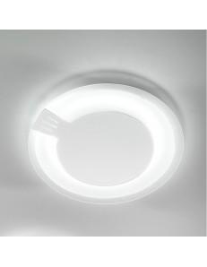 Allum plafoniera LED bianca 38cm in offerta
