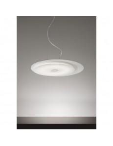ANTEALUCE: Fuoriskema round sospensione LED bianco 55cm in offerta