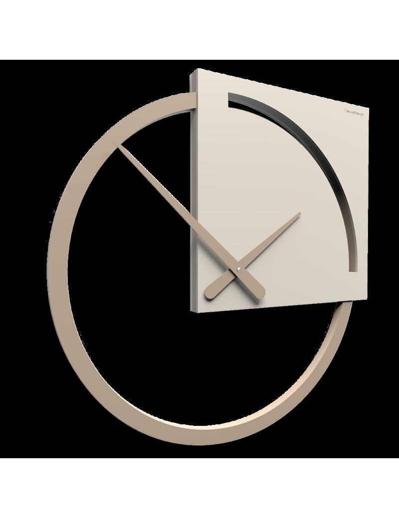 Orologio da parete Karl lino design italy callea 45cm moderno legno