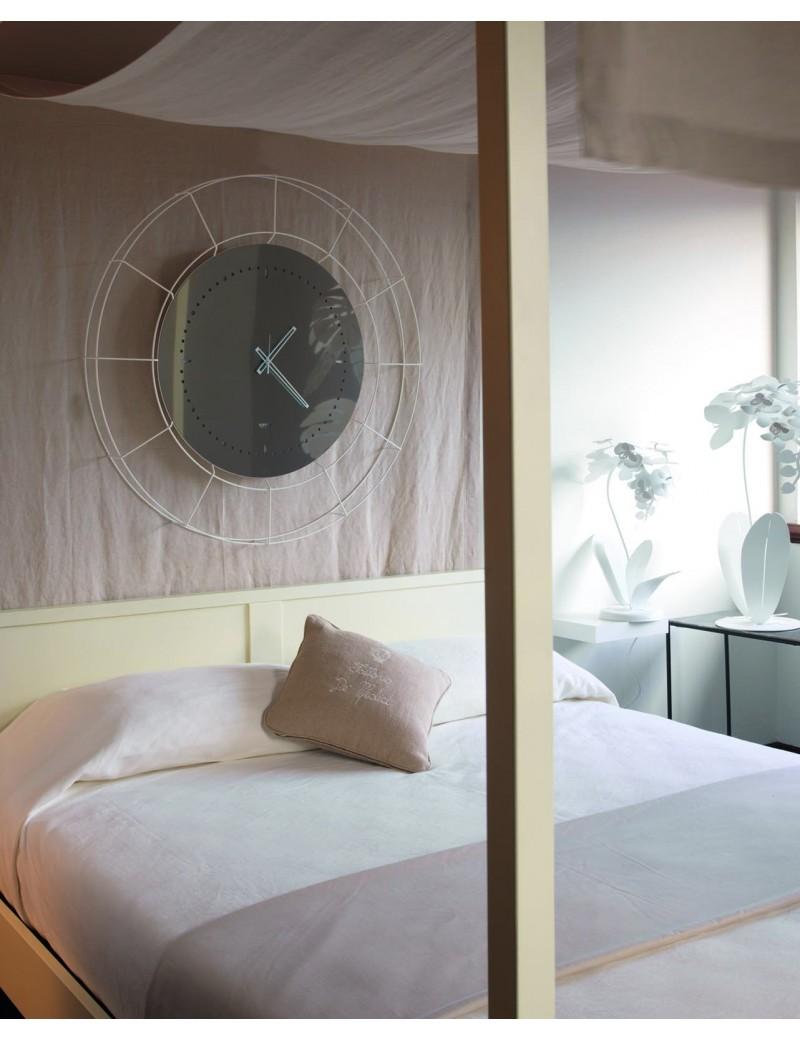 Nudo orologio da parete di grandi dimensioni con quadrante for Orologi da parete grandi dimensioni