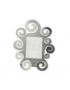 ARTI e MESTIERI: Temple portafoto da tavolo foglia argento 24x30cm in offerta