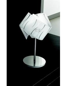 GEA LUCE: Agnese abat-jour fili neri lampada da comodino moderna in offerta