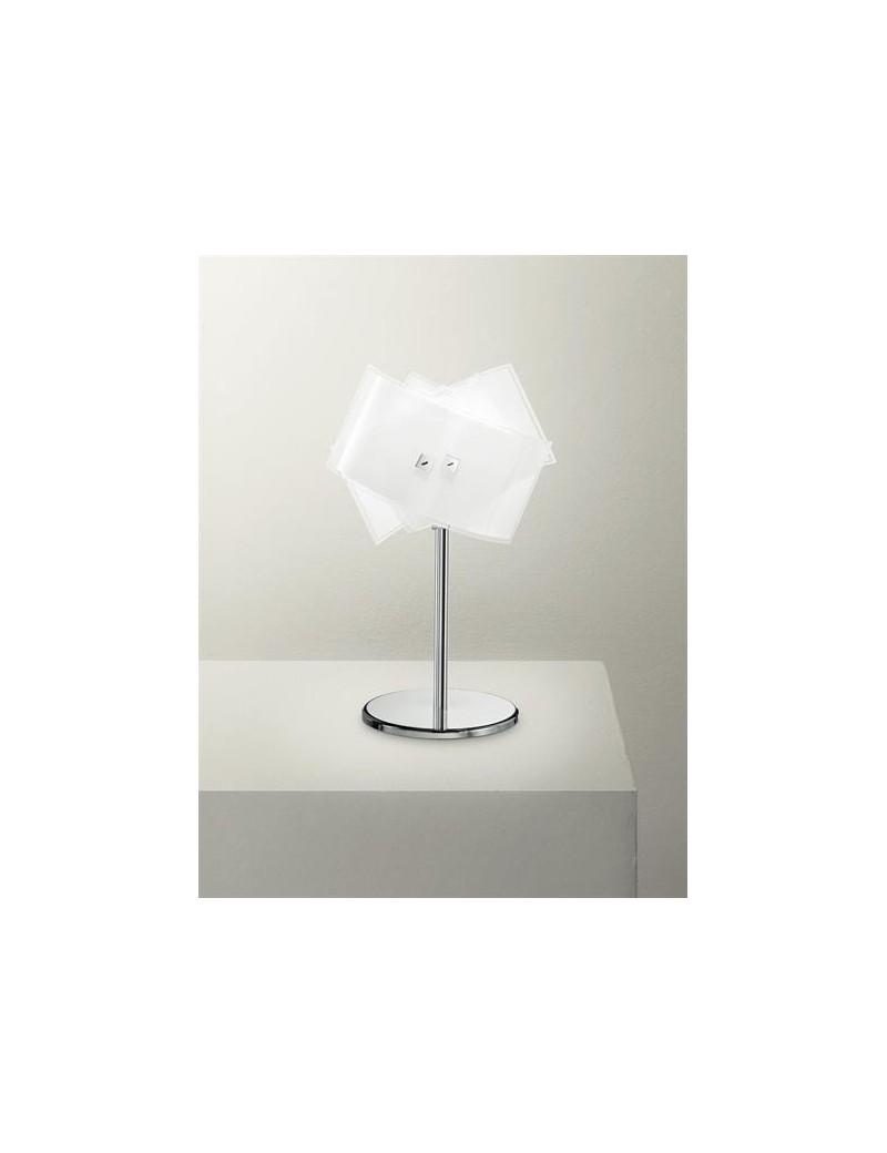 Penelope abat-jour lampada da comodino moderna per camera da letto