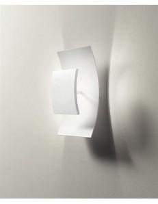 GEA LUCE: Aria applique led 3000k bianco 20w dimmerabile luce calda in offerta