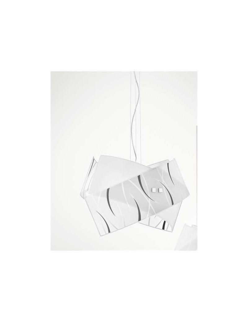 Agnese medium lampadario per camera da letto moderna fili neri
