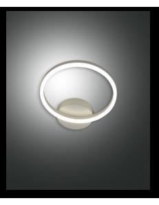 FABAS LUCE: Giotto applique LED plafoniera rotonda dimmerabile bianco in offerta
