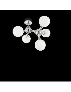 IDEAL LUX: Plafoniera moderna NODI BIANCO pl5 Ideal Lux in offerta