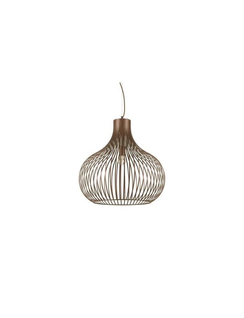 Lampadari Per Salotto Classico.Ideal Lux Onion Sp1 D60 Lampadario Per Soggiorno Classico In