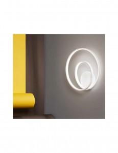 PERENZ: Ritmo applique LED moderna 28w bianca in offerta