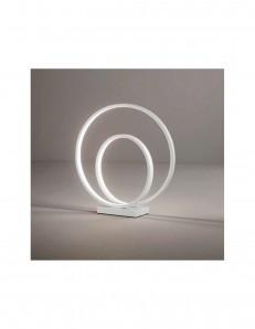 PERENZ: Ritmo abat jour LED moderna 28w bianca in offerta