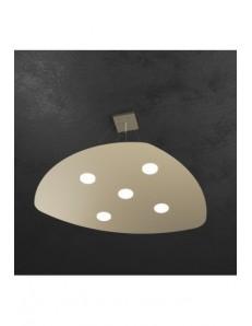 TOP LIGHT: Shape Sospensione LED 5+2 luci doppia illuminazione sabbia in offerta