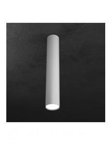 TOP LIGHT: Shape faretto plafoniera LED cilindro grigio 50cm in offerta