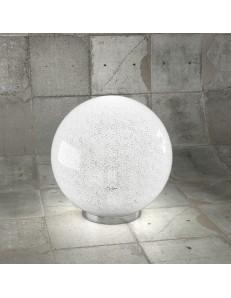 Glitter lampada da tavolo sfera Ø30cm