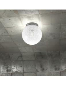 Glitter plafoniera sfera Ø20cm