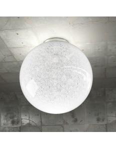 Glitter plafoniera sfera Ø40cm