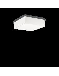 IDEAL LUX: Ritz PL4 plafoniera quadrata bianca 50x50 cm in offerta