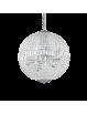 IDEAL LUX: Luxor sp12 lampadario sospensione cristallo ottagonali e rettangolari 12 luci cromo in