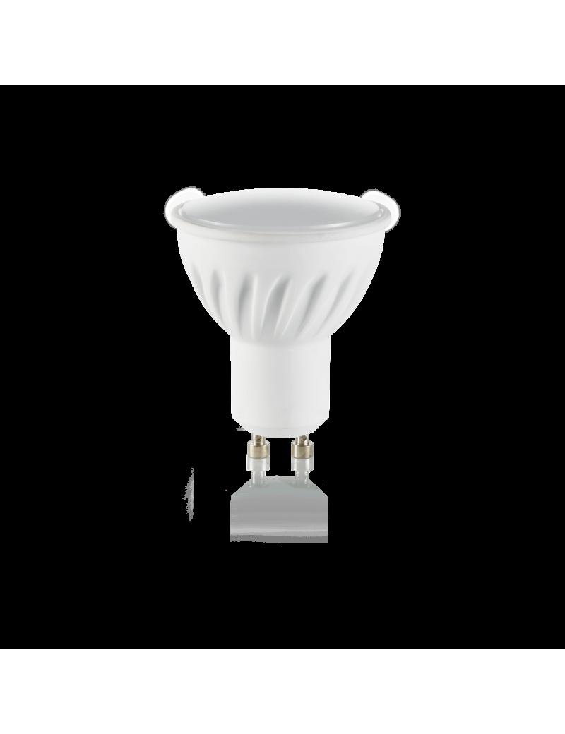 IDEAL LUX: Lampadina GU10 7 watt LED cob faretto ceramica spotlight 100° luce naturale in offerta