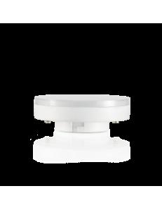 Lampadina led GX53 7 W bulb disc 200° luce calda 3000k