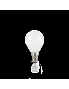 Lampadina E14 led 4w sfera bianco luce calda