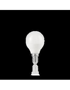 Lampadina E14 led 7 w sfera bianca luce calda