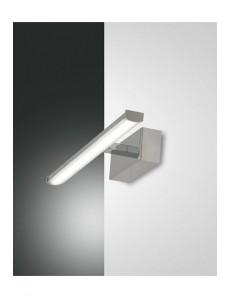 FABAS LUCE: Nala Applique Led da specchio 6w cromo in offerta