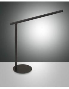 Ideal lampada Tavolo alluminio nero led 10 watt