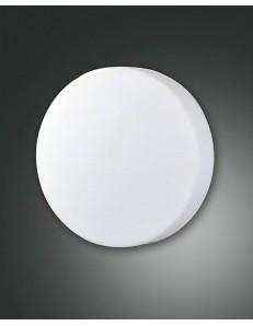 Graff LED Plafoniera rotonda vetro Ø30 18 watt bianco dimmerabile