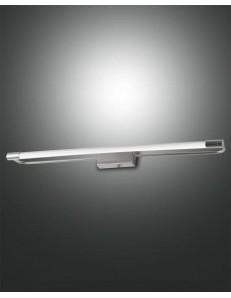 FABAS LUCE: Rapallo lampada Parete specchio cromo led 14 watt in offerta