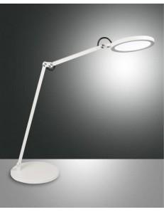FABAS LUCE: Regina lampada Tavolo led 9 watt bianco regolatore luce in offerta