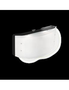 IDEAL LUX: Ali pl4 plafoniera rettangolare in vetro bianco in offerta