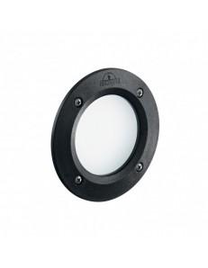 IDEAL LUX: Leti fi1 faretto da incasso per esterni round nero in offerta