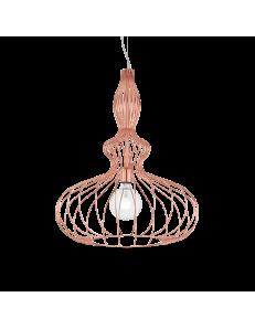 MR DESIGN: Clessidra lampadario classico cucina rame sospensione in offerta