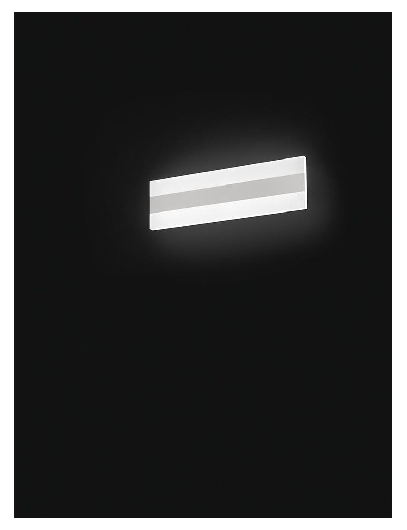 PERENZ: Applique LED rettangolare 25W rettangolare metallo plexiglass luce calda in offerta