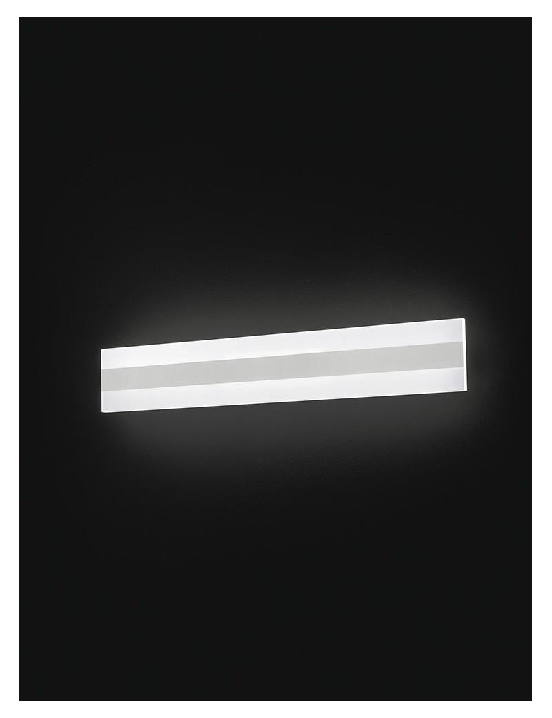 PERENZ: Applique LED rettangolare 30W rettangolare metallo plexiglass luce calda in offerta