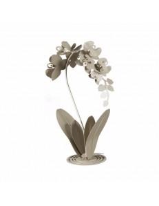 ARTI e MESTIERI: Orchidea scultura sabbia 81h per soggiorno moderno in offerta