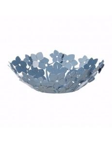 ARTI e MESTIERI: Fior di loto grande centrotavola da cucina moderna azzurro in offerta